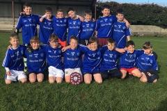 U11 D1 county football champions 2018