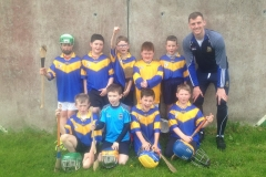 2nd class with Tipp footballer Conor Sweeney